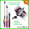 Monopod popular con Cable Take Photo Oneself Anytime