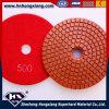 Almofadas de polimento de diamante flexíveis molhadas de alto brilho (HX)