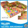 Paintabll Playground Equipment mit Children (QL-150512C)