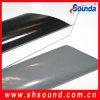 Alta etiqueta engomada adhesiva movible Burbuja-Libre Gav160 de Warpping del coche de Quanlity