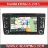 Speciale Car DVD Player voor Skoda Octavia 2013 met GPS, Bluetooth. (CY-8529)