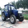 55HP de Tractor van het landbouwbedrijf met de Lader en Backhoe van het VoorEind
