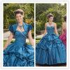 Из тафты quincenara teal платье платье шаровой опоры рычага подвески