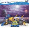 Children Three Slide Equipment Outdoor Playground Kids Playsets HD-Zba1201