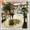 Árvores iluminadas do projeto palma artificial nova para a decoração ao ar livre (TL004)