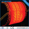 Alto riscaldatore di ceramica flessibile del rilievo di temperatura 80V di funzionamento di Fcp