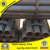 Tubulação de aço de BS1387 3inch ERW