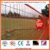 Le Canada d'acier enduit de poudre de clôtures temporaires