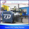 De op zwaar werk berekende CNC van de Brug Scherpe Machine van het Plasma
