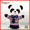 Jouet éducatif personnalisé de marionnette de main de panda de bébé