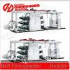 6 Color de impresión flexográfica Máquina (CH886)