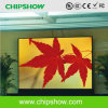 En el interior Chipshow P4 a todo color con pantalla LED de alto brillo