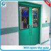 Porta de balanço manual de Hospitak auto