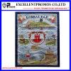 安く印刷された絹ファブリックバンダナ(EP-B59154)
