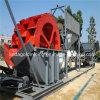 Máquina de lavagem e rastreio de areia de sílica de alta capacidade para venda