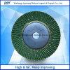 ステンレス鋼のためのナイロン裏付けの折り返しのディスク