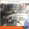 5 gallon Drie in Één het Vullen van de Vuller van het Water Bottlerd machines