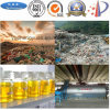 Equipamento de borracha Waste da destilação ao preto de petróleo Diesel e de carbono