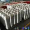 El tanque de oxígeno de aluminio del buceo con escafandra de DOT3al con la válvula