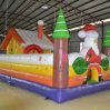 Gorila inflable de los deportes de interior del patio del encerado del PVC de los niños (BC-095)