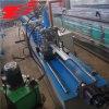 Contrôlée par la porte de l'obturateur métallique machine à profiler PLC