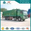 Vrachtwagen van de Stortplaats van de Kipper van Sinotruk HOWO 8X4 de VoorLiffing Hyva