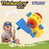 Children Gear Blocks Toysのための美しいAnimal Model DIY Toy Best Gift
