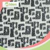 衣服のアクセサリの綿およびナイロンナイジェリアによって編まれるレースファブリック