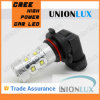 50 W à LED blanche haute puissance de feu antibrouillard auto voiture COB Lampe de feu antibrouillard de conduite
