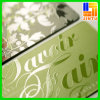 Impression UV de plastique de PVC Kt de graffiti vert de panneau pour la décoration