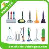 Bunte Tischballpoint-Feder mit Zeile (SLF-TP011)