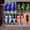 Partie amincissant la robe occasionnelle de mode du MIDI de Genou-Longueur (TP4540)