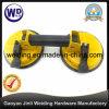 Bewegliches zwei Cup Stahlglassaugen-höhlt Saugheber Wt-4007