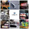 Taxi Top P5 LED Digital Display Full Color P5 3G GPS Qualité mondiale Taxi Top Publicité