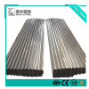 Strati ondulati d'acciaio del tetto galvanizzati Z80 di SGCC (GI) con il prezzo basso