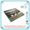 Libro de Hardcover obligatorio de costura de la impresión del catálogo de la compañía
