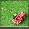 도매 장식적인 야자수 인공 꽃 낱단