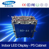 Druckgießenaluminium P2.5 farbenreiche LED-Innenbildschirmanzeige
