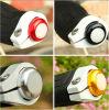 Spina d'avvertimento della lampada dell'indicatore luminoso della bicicletta del manubrio esterno della novità