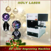 Laser Engraver de Holylaser New Model 3D para Crystal Photo