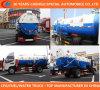 Sino 5cbm Mini Vacuum Sewage Suction Truck для Sale