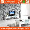 Papier peint gaufré en vinyle PVC d'importation en Chine
