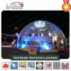 De geodetische Tent van de Markttent van Koepels met Transparante Dekking