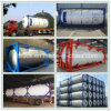 химикат жидкости контейнера 40ft масляного бака ISO 40ft/контейнер топливного бака