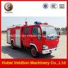 Япония марки 2000L Автоцистерны пожарные погрузчика