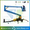 levage aérien hypersustentateur de position de plate-forme de 12m pour des travaux d'entretien