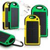 En el exterior impermeable de Viaje Universal silicona móvil Banco de la energía solar