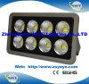 Yaye 18 Ce/RoHS PFEILER 400W LED Garten-Licht des Tunnel-Licht-400W LED des Scheinwerfer-/400W LED mit 3 Jahren Garantie-