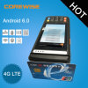 RFIDのカード読取り装置が付いている人間の特徴をもつ4G WiFi USB POSシステム