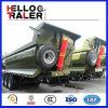 3 차축 트레일러를 기울이는 60 톤 후방 덤프